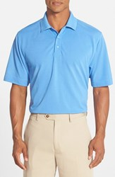 Men's Cutter And Buck 'Championship' Classic Fit Drytec Golf Polo Bayou