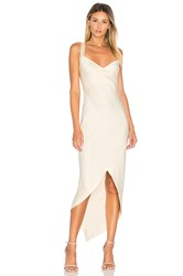 Kitx Bias Slip Dress Cream