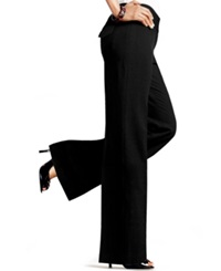 Styleandco. Style And Co. Plus Size Solid Wide Leg Pants
