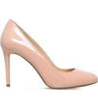 Michael Michael Kors Ashby Flex Patent Leather Courts Nude