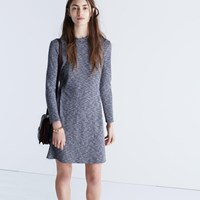 Madewell Cityblock Mockneck Dress