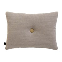 Hay Surface Dot Cushion 45X60cm Golden Beige