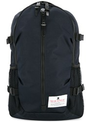Makavelic Trucks Cocoon Canvas Backpack Polyester Blue
