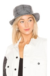 Brixton Hardy Bucket Hat Gray