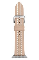Kate Spade New York Apple Watch Strap 38Mm Nude White