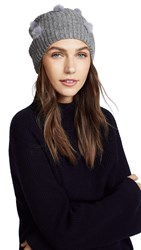 Hat Attack Lightweight Rib Watch Cap Heather Grey