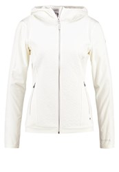 Luhta Carina Tracksuit Top Natural White Off White
