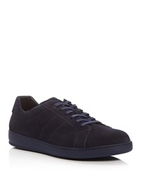 To Boot New York Elson Lace Up Sneakers Blue