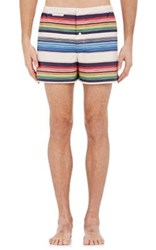 Sleepy Jones Men's Striped Jasper Boxers No Color