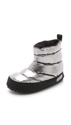 Marc By Marc Jacobs Macdougal Tent Booties Silver