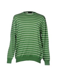 Brooksfield Sweaters Green