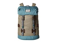 Burton Tinder Pack Rucksack Slub Day Pack Bags Brown