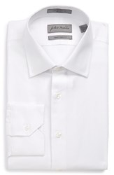 Men's John W. Nordstrom Traditional Fit Non Iron Solid Dress Shirt
