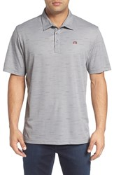 Travis Mathew Men's Medina Pima Cotton Blend Golf Polo