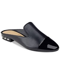 Marc Fisher Analise Slide On Mules Black