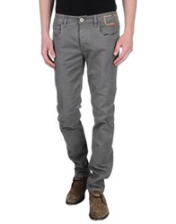 Camouflage Ar And J. Denim Pants Grey