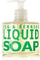 Eau D'italie Fig And Berries Liquid Soap 300Ml