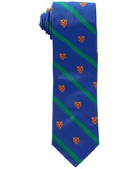 Polo Ralph Lauren Narrow Club Silk Tie Royal Green