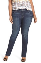 Lucky Brand Plus Size Women's 'Reese' Ripped Boyfriend Jeans Matira