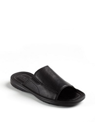 Kenneth Cole Reaction Day Dreaming Slip On Sandals Black