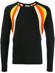 Jean Paul Gaultier Vintage Sporty T Shirt Black
