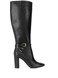 Lauren Ralph Lauren Pointed Toe Knee Length Boots 60