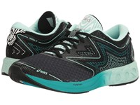 Asics Noosa Ff Black Bay Viridian Green Women's Running Shoes