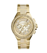 Michael Kors Camille Horn Acetate Watch