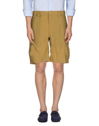 The North Face Trousers Bermuda Shorts Men Camel