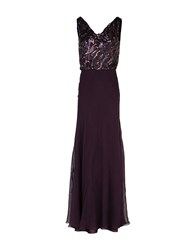 Gai Mattiolo Dresses Long Dresses Women Deep Purple