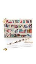 Kate Spade Bella Bookshelf Pencil Pouch Bella Bookself