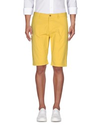 Ben Sherman Bermudas Yellow