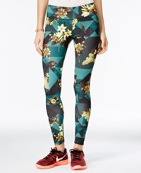 Energie Active Juniors' Printed Leggings June Bug Print