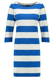 Gant Jersey Dress Nautical Blue Royal Blue