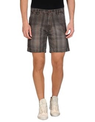 Just Cavalli Bermudas Grey
