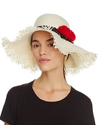 Helene Berman Floppy Sun Hat Natural