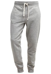 Gap Tracksuit Bottoms Heather Grey Mottled Grey