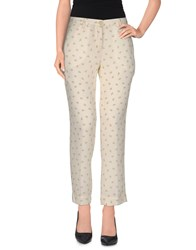 Massimo Alba Trousers Casual Trousers Women Blue