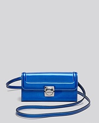 Marc By Marc Jacobs Crossbody Top Schooly Reflector Grace Blue