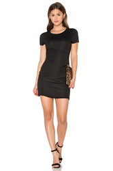Lucca Couture Anais Tee Dress Black