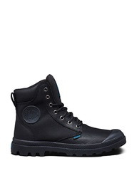 Palladium Pampa Sport Cuff Waterproof Boots Black