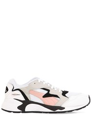Puma Select Prevail Classic Leather And Mesh Sneakers Array 0X59445a0