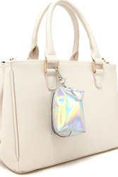 Forever 21 Iridescent Coin Purse