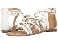 G By Guess Harris White Women's Sandals
