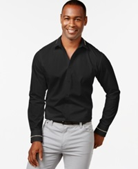 Inc International Concepts Snyder Long Sleeve Shirt Only At Macy's