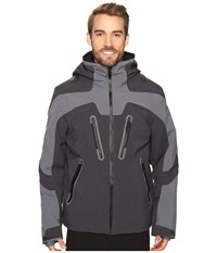 Obermeyer Spartan Jacket Graphite Men's Coat Gray