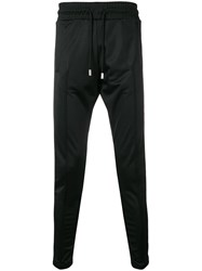 Gcds Side Stripe Track Pants Black