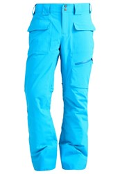 Marmot Waterproof Trousers Bahama Blue Turquoise