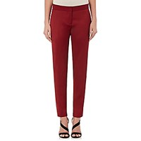 Pallas Women's Aurore Satin Trousers Red