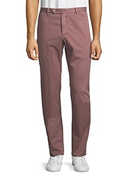 Luciano Barbera Classic Trousers Rose Pink